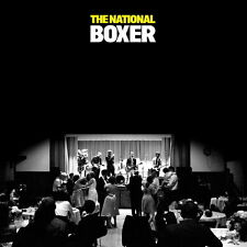 The National BOXER +MP3s Beggars Banquet NEW SEALED Yellow Colored Vinyl LP
