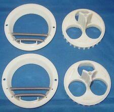 Set of 2 Gumball/Jawbreaker/Superb all Vending Wheel Sets For Oak Vending Machine