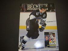 Beckett Hockey Monthly Magazine May 1992 Wayne Gretzky Nicklas Lidstrom M2185
