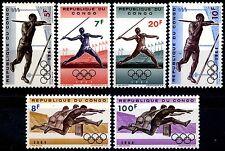 Lotto ** Olimpiadi Tokyo Q6554 Vedi Foto 1964 Sharjah