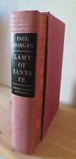 Lamy of Santa Fe 1975 Paul Horgan SIGNED 1st Edition Limited #477/500 Pulitzer