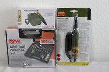 PROXXON Set Bohr- und Fräsgerät Micromot 50 EF 28512+100 tlg Mini Tool +28706