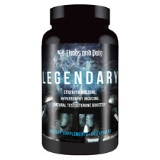 LEGENDARY by Chaos and Pain | Epi Test Core Hard Muscle Gainer