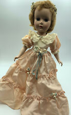 14� Vintage Sweet Sue Doll, Needs A Little Love.