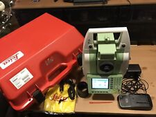 "Leica TCR 1205+ R400 5"" Total Station"