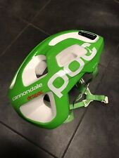 POC Octal Cannondale Drapac Cycling Helmet Green Small