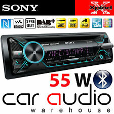 SONY MEX-N5200BT 55 x 4 Watts Car Stereo CD MP3 Radio USB AUX iPhone Player