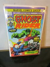 Marvel GHOST RIDER #11 April 1975 Hulk Appearance Gil Kane Cover BAGGED BOARDED