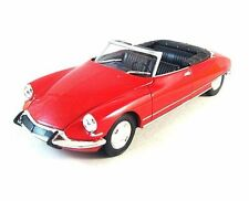 CITROEN DS-19 CABRIOLET WELLY 1/24 DIECAST CAR MODEL ,CAR COLLECTOR'S ITEM, NEW