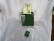 "Snow Babies Department 56 ""You Need Wings Too""~WITH ORIGINAL BOX!!!"