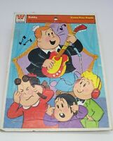 Vintage - Little Lulu and Tubby - Frame Tray Puzzle - Whitman 1974