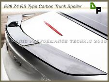 TOMMY KAIRA ROWEN Style Carbon Fiber Rear Trunk Spoiler Wing For BMW E89 Z4