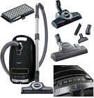 Miele Complete C3 Carpet & Pet Canister Vacuum Cleaner + Black Color + Brand New photo