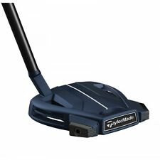 "TAYLORMADE SPIDER X NAVY PUTTER w/ SIGHTLINE - SMALL SLANT 34""  Demo/Display"