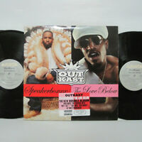 OutKast - Speakerboxxx/The Love Below 4LP 2003 Orig Vinyl Andre 3000 Big Boi