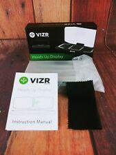 VIZR by FIXD Active Car Heads Up Display HUD Smartphone Mount Navigation