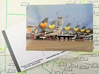 THOMAS COOK AIRLINES 'TAILS' TRIBUTE SPECIAL EDITION POSTCARD