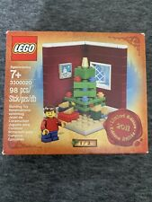 LEGO LIMITED EDITION 3300020 CHRISTMAS TREE HOLIDAY SET - 100% COMPLETE