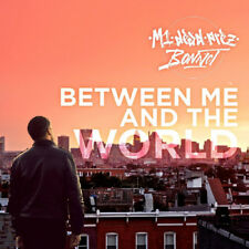 M1 (Dead Prez) & Bonnot : Between Me and the World CD (2016) ***NEW***