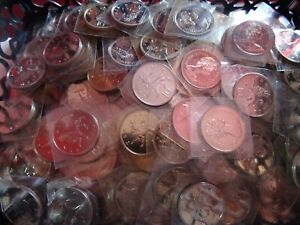 GB.148 x 1984 10 pence COINS  UNCIRCULATED CONDITION, CAT VALUES IS £3.each-£444