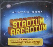 RED HOT CHILI PEPPERS - STADIUM ARCADIUM  - 2 CD - DIGIPACK