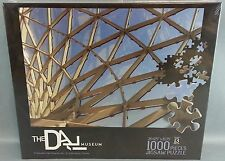 "New The Salvador Dali Museum 1000 Pieces Jigsaw Puzzle 26.626"" X 19.25"" Puzzle"