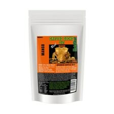HabiStat Crested Gecko Diet 60g Packet, Real Mango, For All Fruit Eating Geckos