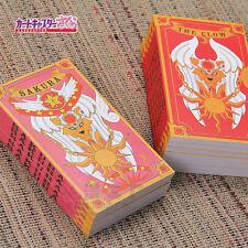 2PCS Card Captor Sakura Figure Cosplay Magic Notebook Diary book CLOW+SAKURA SET