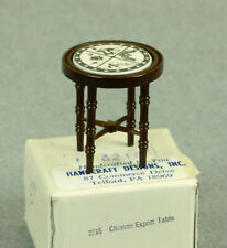 412 Vintage Dollhouse Miniature HANDCRAFT DESIGNS INC Chinese Table 3216