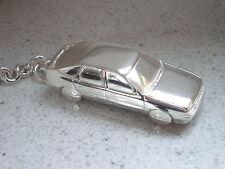Schlüsselanhänger Opel Vectra A versilbert (5189)