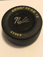 NASCAR Natalie Decker Autographed Signed Mini Tire