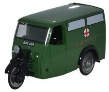 Oxford 76TV007 Tricycle Van Ambulance - 1/76th Scale = 00 Gauge New -T48