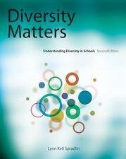 What's New in Education: Diversity Matters : Understanding Diversity in...