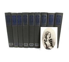 The George Eliot Letters Yale University Press Ed. by Gordon S. Haight 9 Vols.