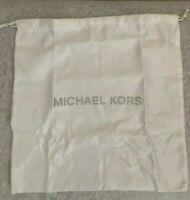 "NEW Michael Kors Dust Bag about 12.5"" x 13"""