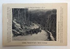 CPA. LIBAN. Paysage de SYRIE. Bergers. Chèvres. Collection Mulsant Chevalier 22