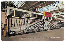 Tank Museum Bovington, Postcard, Unposted, Armaments Display, By J Salmon