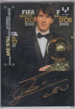 Icons 2013 officail Messi card collection autograph AR102 very rare