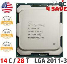 Intel Xeon E5-2690 V4 SR2N2 2.60GHz 35M 14-Core LGA 2011-3 R3 Server CPU 135W