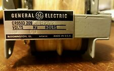 GENERAL ELECTRIC CR 9503-209 CAB 02 LECTRIC SOLENOID 9503209