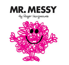 MR MESSY - Vol 08, 8 - Mr Men Story Book - Mr Men Library - NEW