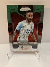2018 PANINI PRIZM WORLD CUP SOCCER RAHEEM STERLING BASE #73 ENGLAND