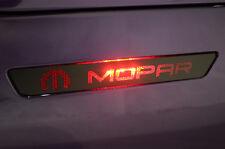Vinyl Decal Front Side Marker MOPAR Wrap for Dodge Challenger 15-16 Matte Black