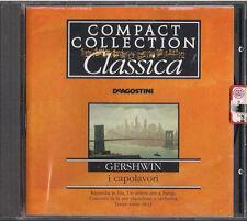 CD - DE AGOSTINI - COMPACT COLLECTION CLASSICA i capolavori - GERSHWIN
