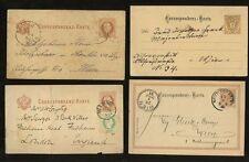 Victoria (1840-1901) Era Austrian Stamps