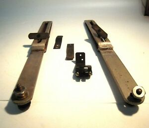 LEITZ FOCOMAT IIC Part – Brown Baseboard mechanism to Hold Easel Enlarger—M1