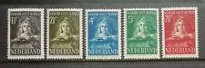Nederland 1941 NVPH 397#401 - Kinderzegels  postfris