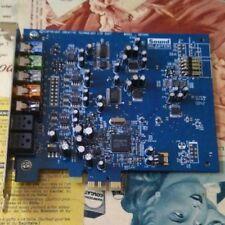 Sound Blaster X-Fi sb1040 PCI-E carte son 7.1