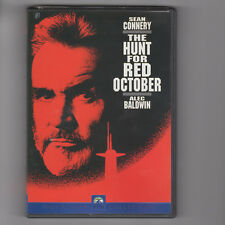 The Hunt for Red October (DVD) Sean Connery, Alec Baldwin