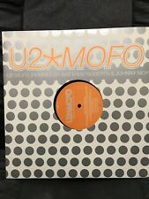 "U2 Mofo 12"" UK Promo 3 tracks remixes excellent condition 12MOFO1"